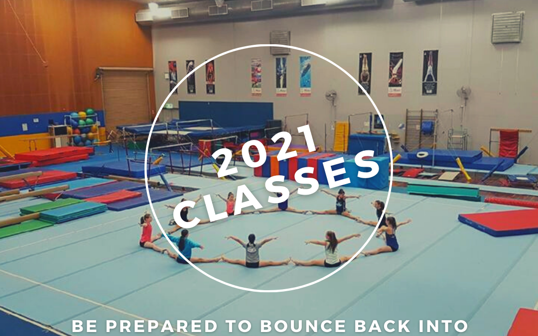BOOK NOW for 2021 classes