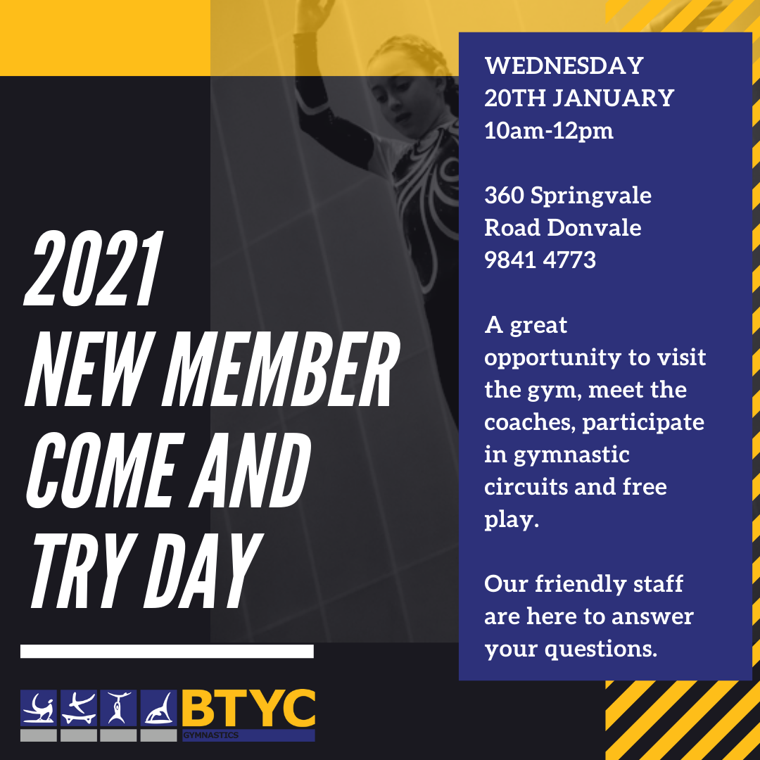 Come and Try Open Day